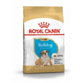 royal canin BULLDOG PUPPY 12кг