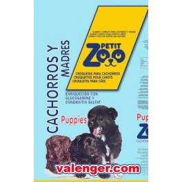 PETIT ZOO PUPPY 3 COLOR 20 kg.